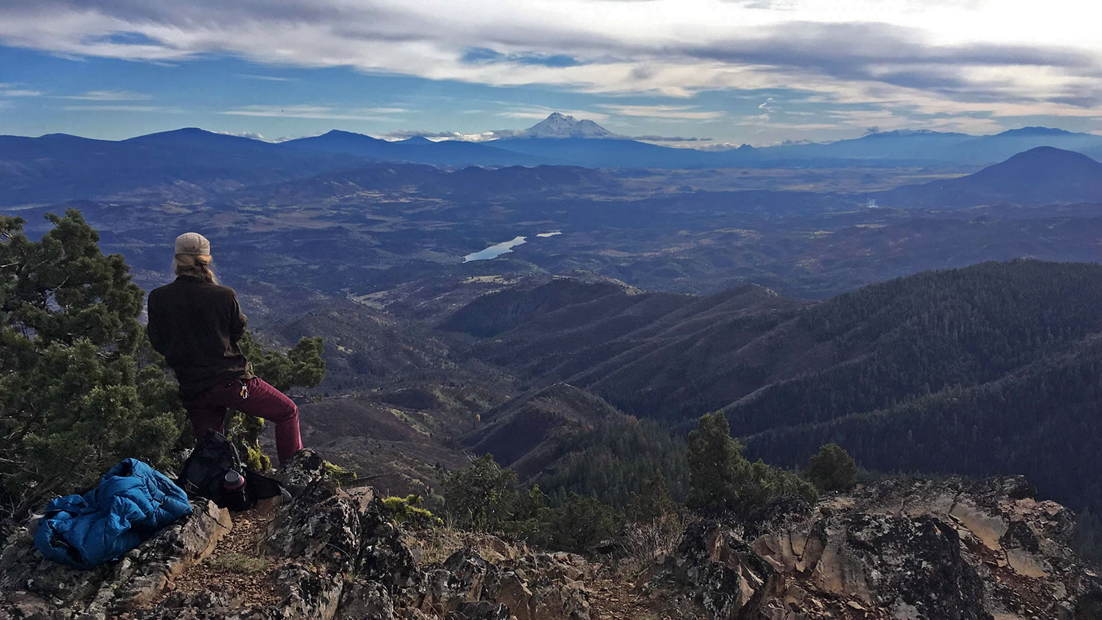 <h4>OUR PUBLIC LANDS</h4><h5>We're protecting Oregon's Cascade-Siskiyou, Maine's Katahdin Woods and Waters, New Mexico's Organ Mountains-Desert Peaks, and other national monuments.</h5><em>Bob Wick / BLM</em>